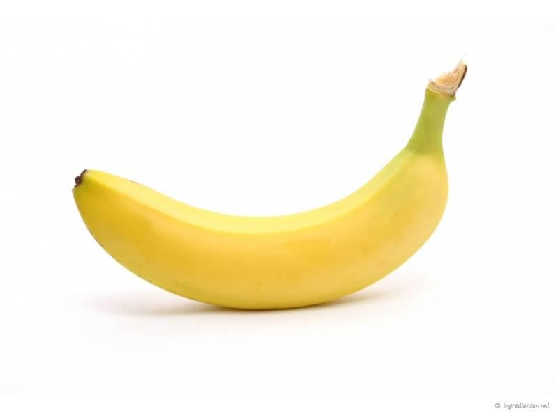banaan - spijsvertering