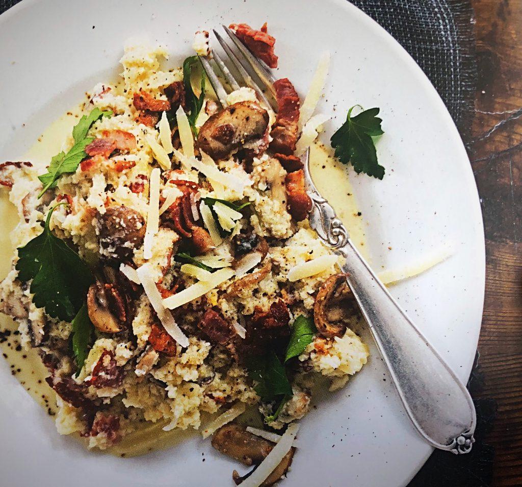 Recept diner: Risotto van bloemkoolrijst