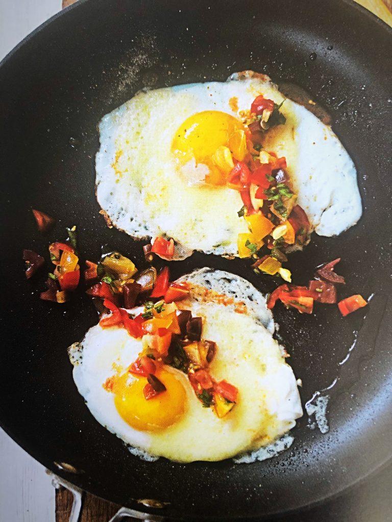 Recept Ontbijt: Spiegelei
